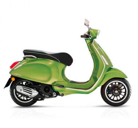 Vespa Sprint 125 Green