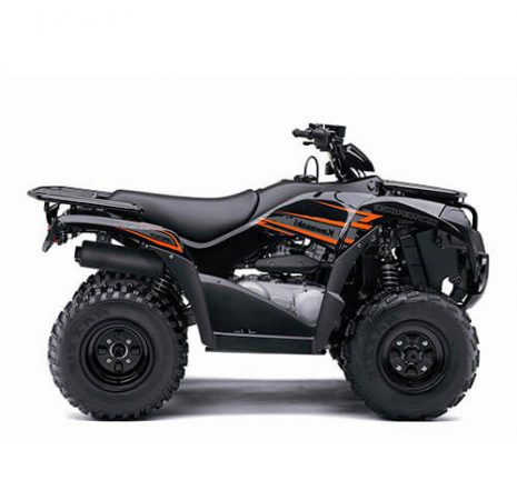 Kawasaki ATV Brute Force 300 - Black